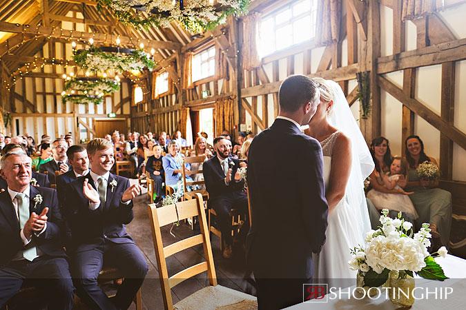 Gate Street Barn Wedding Photography-51