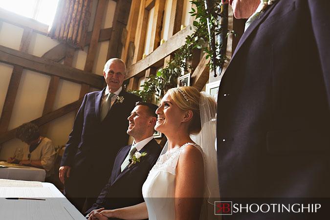 Gate Street Barn Wedding Photography-52