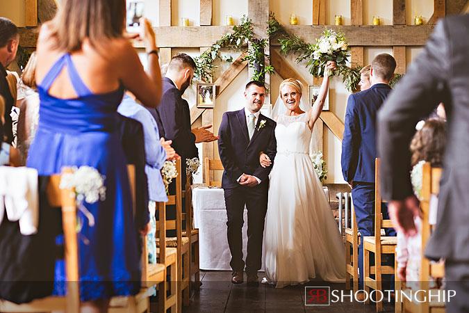 Gate Street Barn Wedding Photography-54