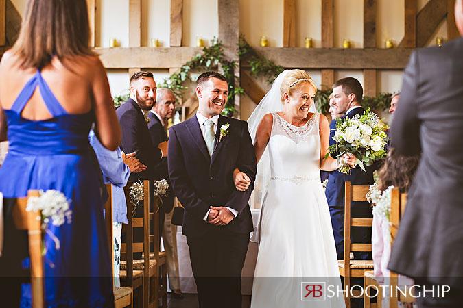 Gate Street Barn Wedding Photography-55