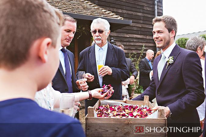 Gate Street Barn Wedding Photography-56