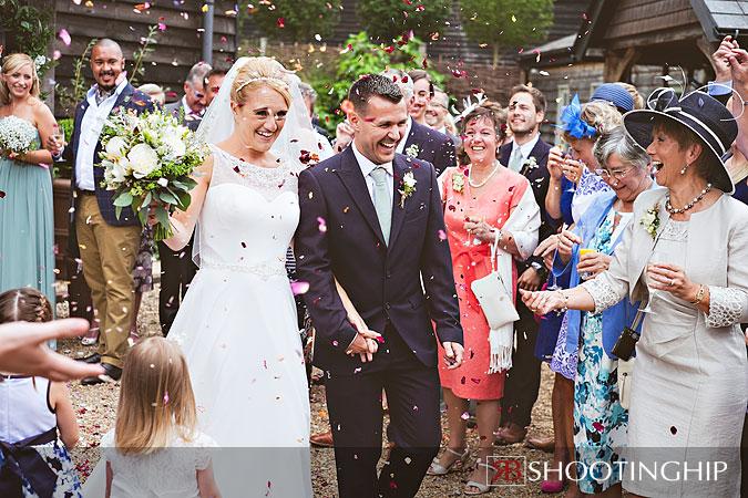 Gate Street Barn Wedding Photography-58