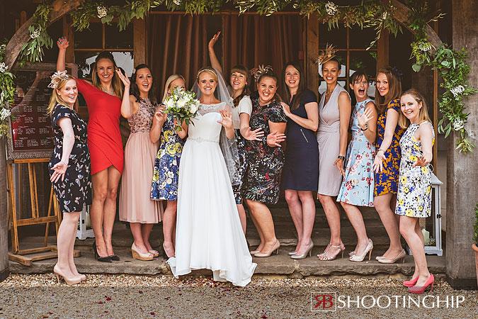 Gate Street Barn Wedding Photography-61