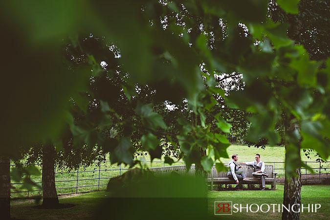 Gate Street Barn Wedding Photography-63