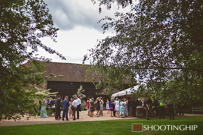 Gate Street Barn Wedding Photography-66