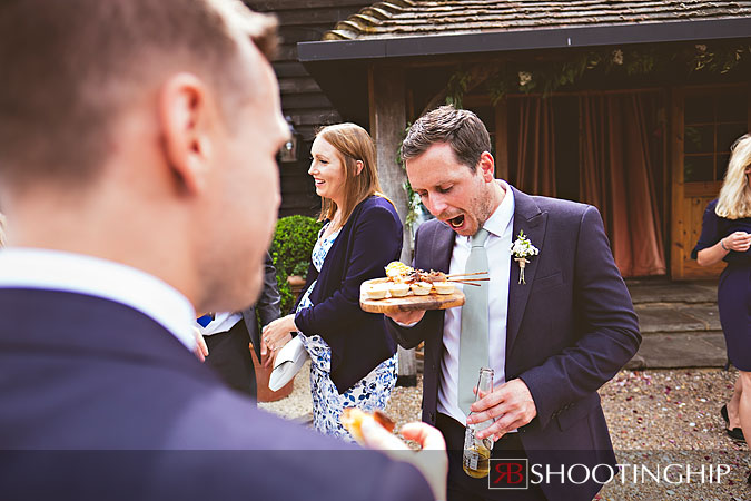 Gate Street Barn Wedding Photography-69
