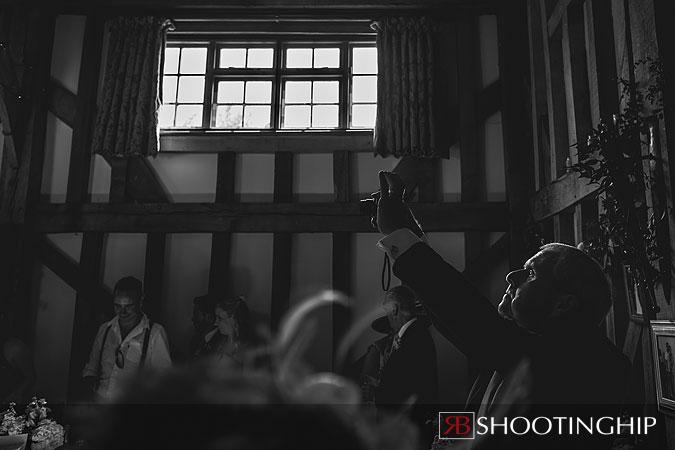 Gate Street Barn Wedding Photography-79