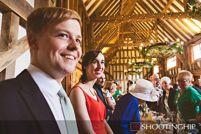 Gate Street Barn Wedding Photography-81