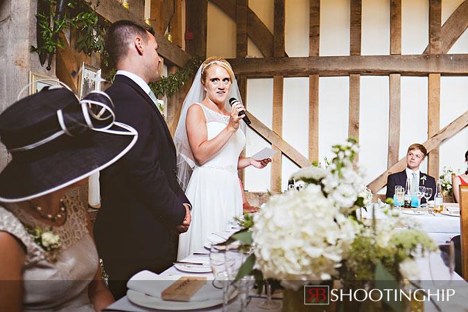 Gate Street Barn Wedding Photography-98