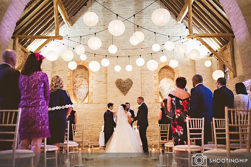 wedding photography at tithe barn (15)