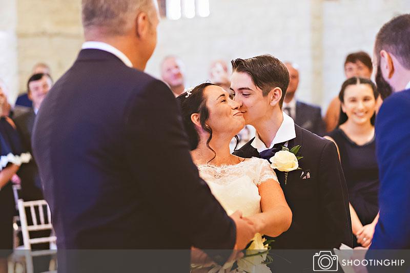 wedding photography at tithe barn (16)