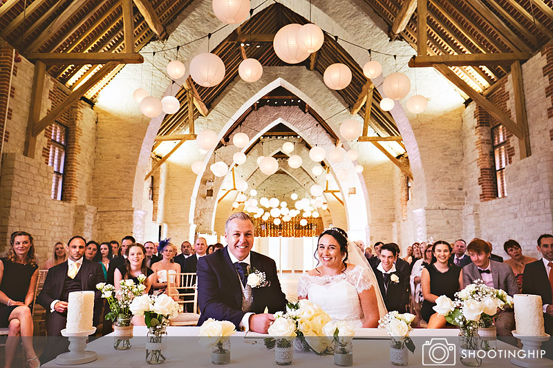 wedding photography at tithe barn (19)