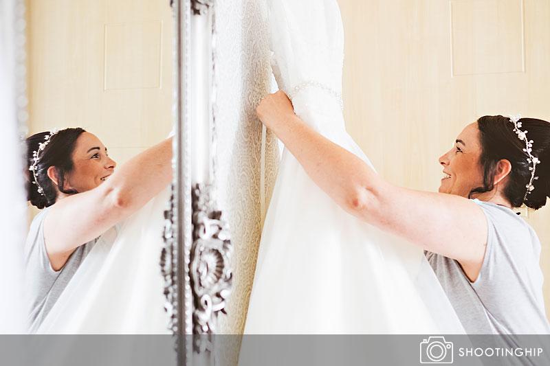 wedding photography at tithe barn (2)
