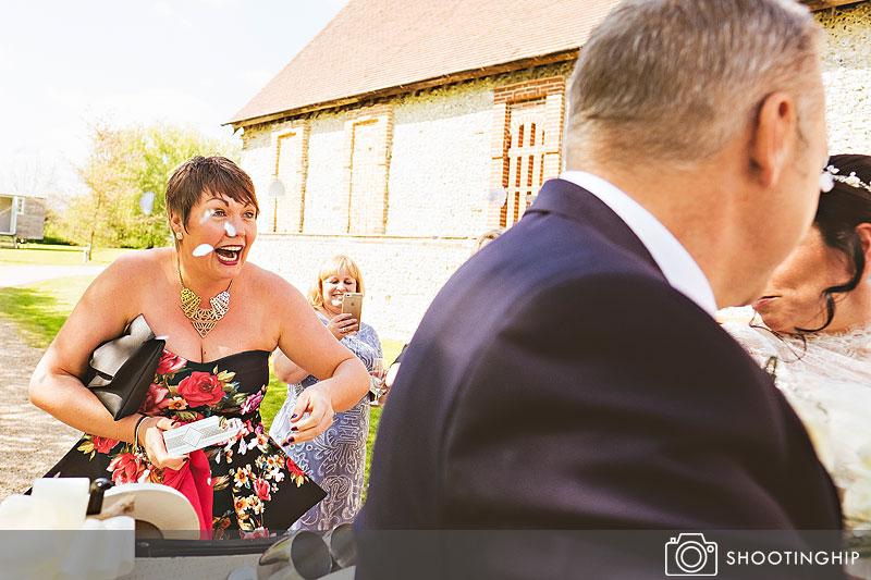 wedding photography at tithe barn (22)