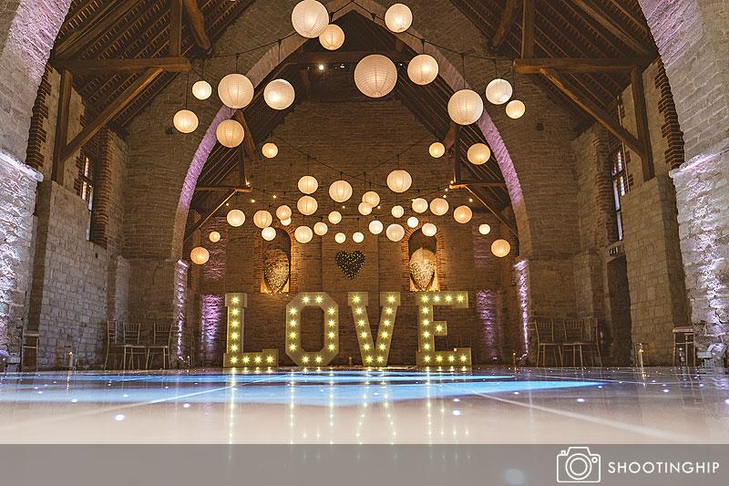 wedding photography at tithe barn (23)