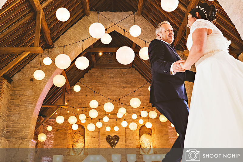 wedding photography at tithe barn (53)