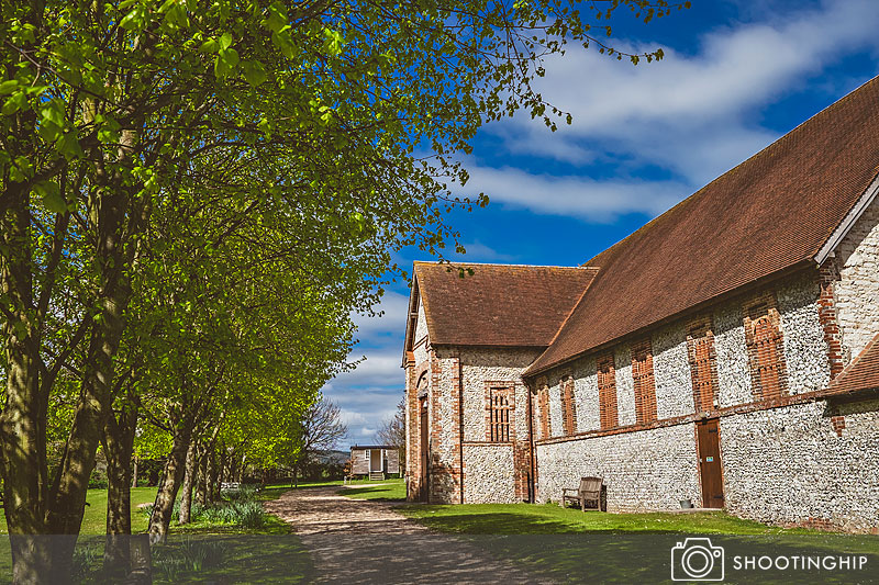 wedding photography at tithe barn (8)
