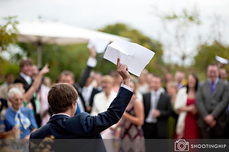 Hampshire Wedding Speeches Outside (11)
