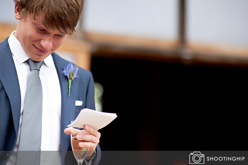 Hampshire Wedding Speeches Outside (13)