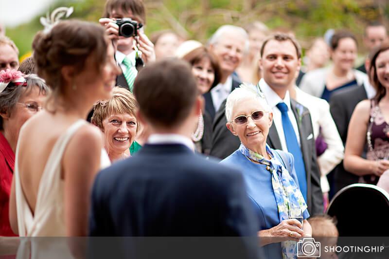 Hampshire Wedding Speeches Outside (20)