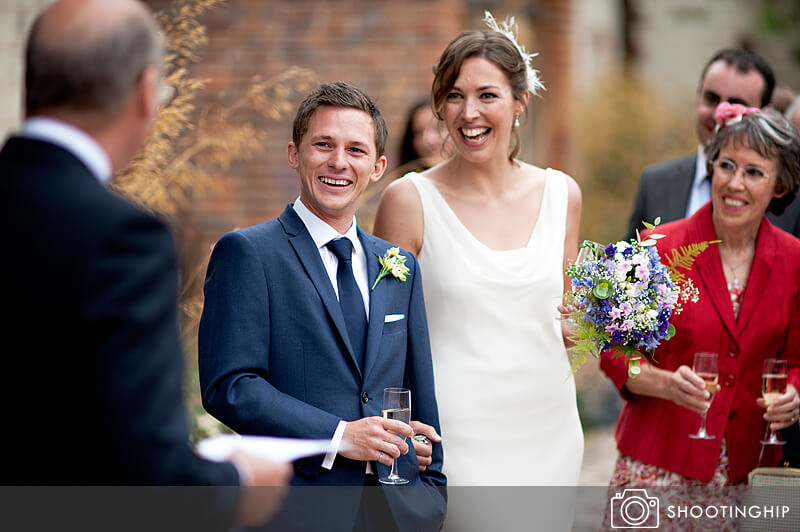 Hampshire Wedding Speeches Outside (22)