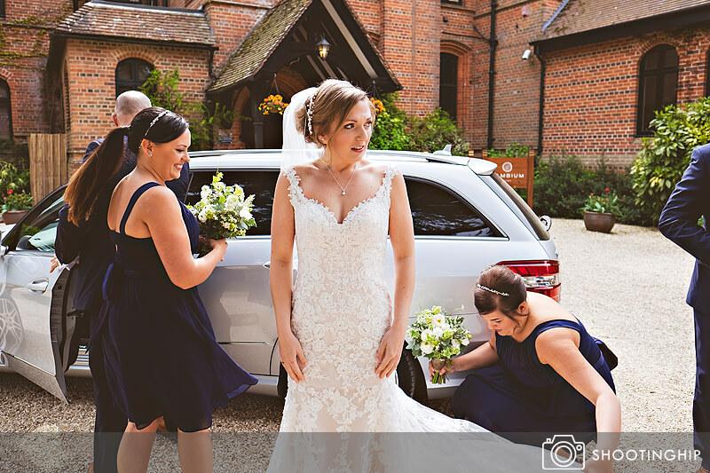 Careys Manor Wedding Photography (17)