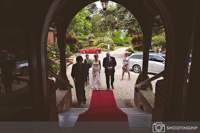 Careys Manor Wedding Photography (18)