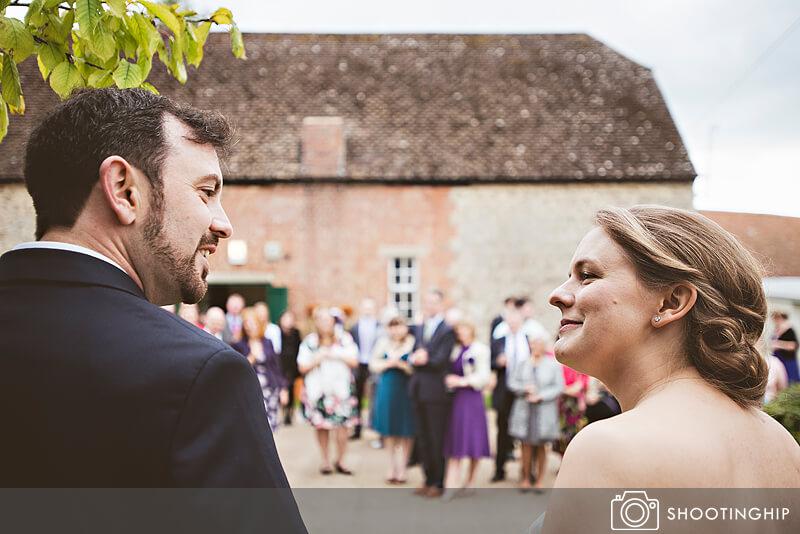 Hampshire Wedding Speeches Outside (28)