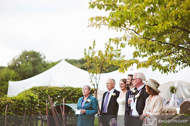 Hampshire Wedding Speeches Outside (30)