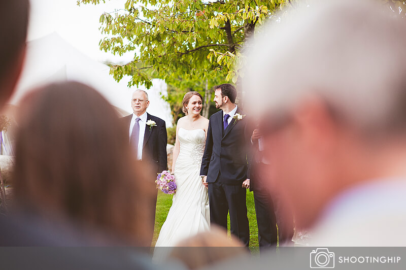 Hampshire Wedding Speeches Outside (31)