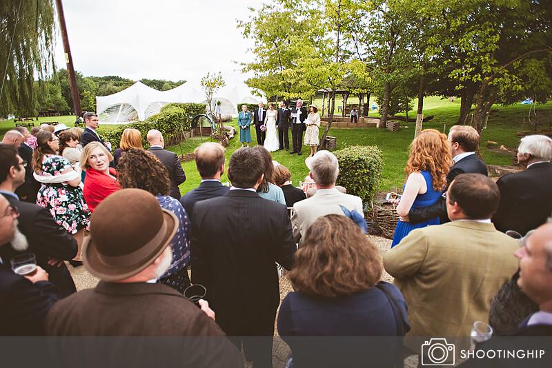 Hampshire Wedding Speeches Outside (35)