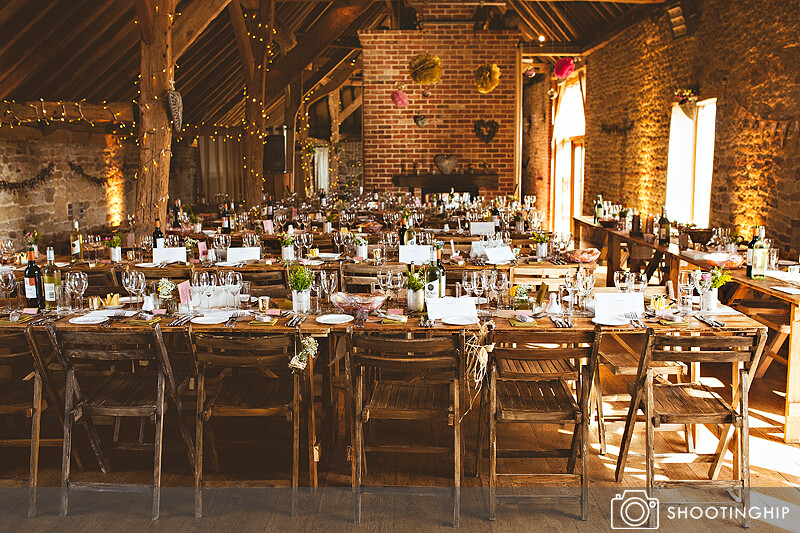Rustic Wedding Barn Layout (1)