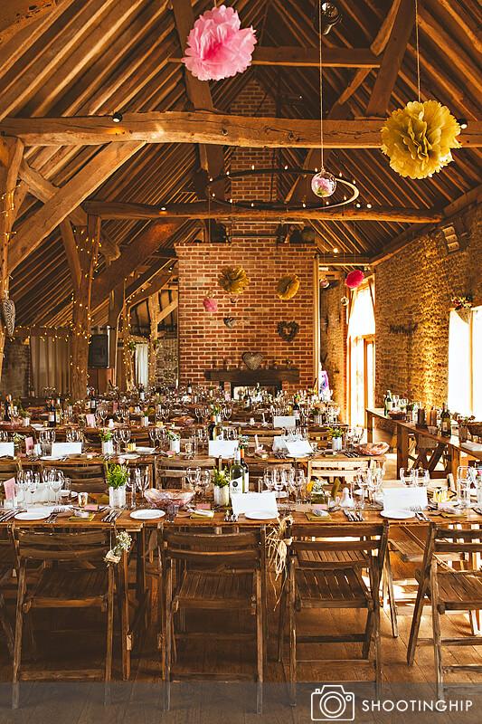 Rustic Wedding Barn Layout (4)
