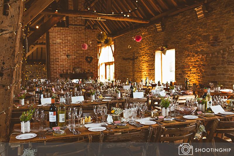 Rustic Wedding Barn Layout (6)