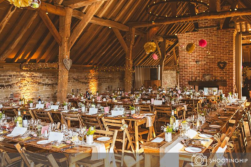 Rustic Wedding Barn Layout (7)