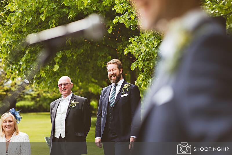 Hampshire Wedding Speeches Outside (39)