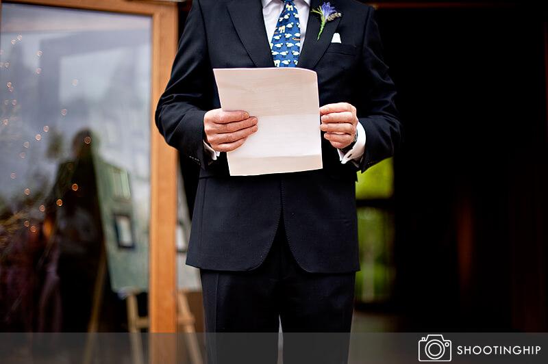 Hampshire Wedding Speeches Outside (46)