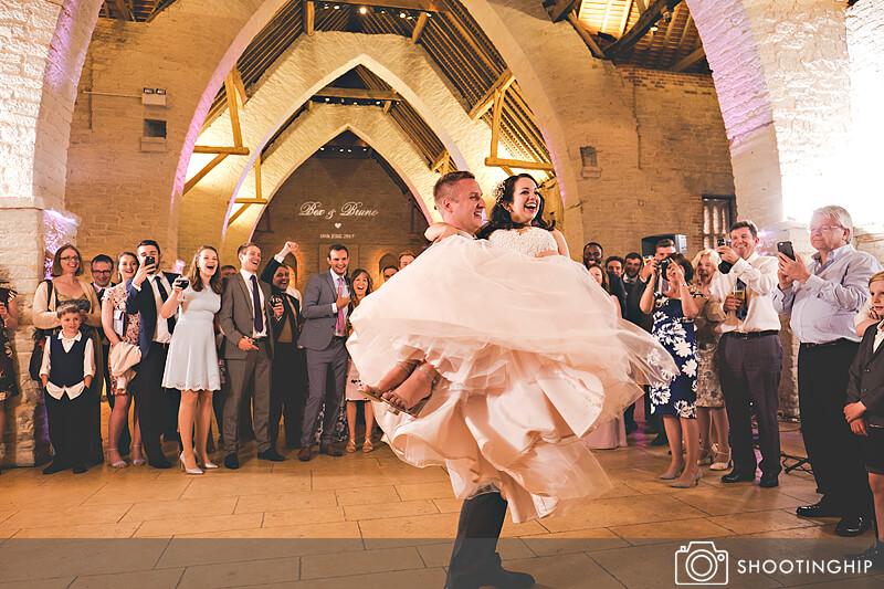 Tithe Barn Wedding Photographer (115)