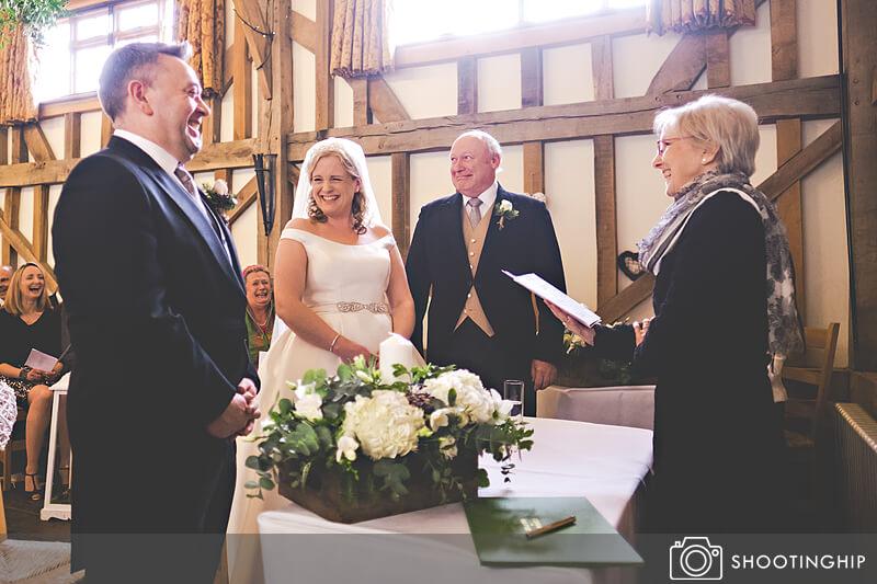 Gate Street Barn Wedding Photographer (2)