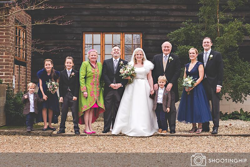 Gate Street Barn Wedding Photographer (3)