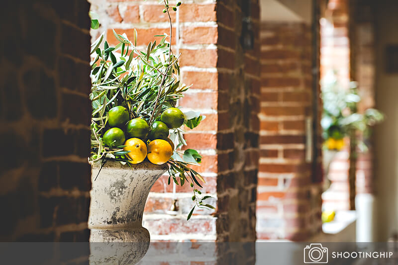Wedding Photography at Cowdray Walled Gardens (1)