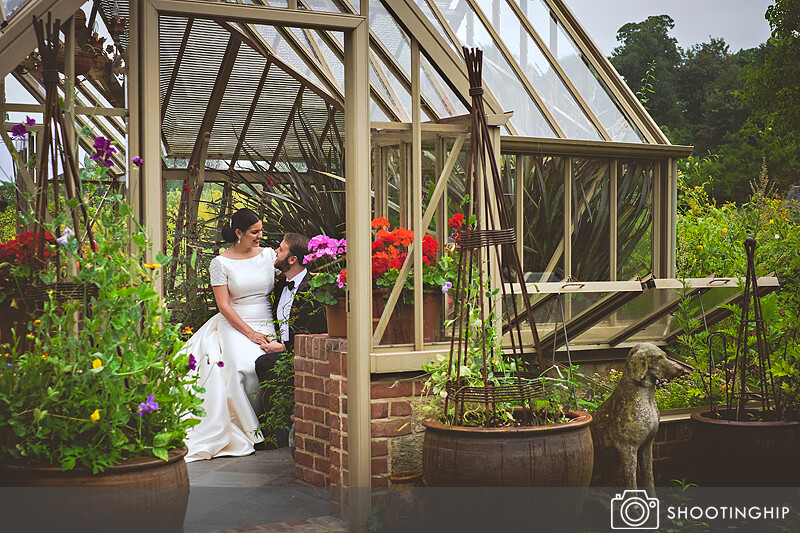 Wedding Photography at Cowdray Walled Gardens (8)