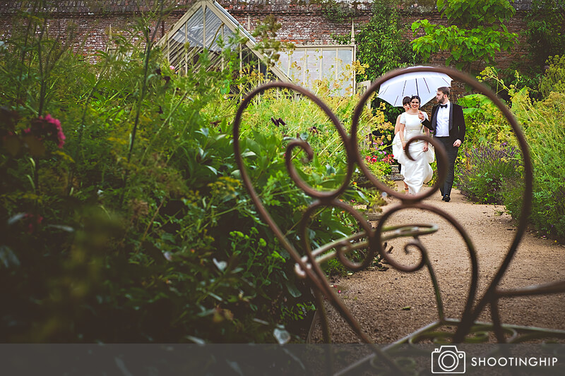 Wedding Photography at Cowdray Walled Gardens (9)
