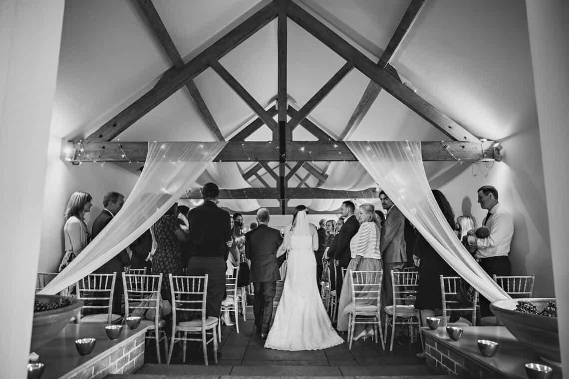 farbridge wedding ceremony